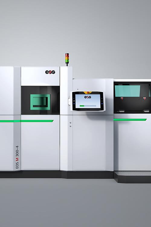 金属3D打印机批量生产M300