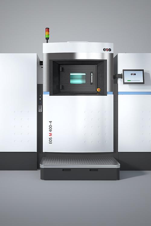 4激光器金属3D打印机M400-4